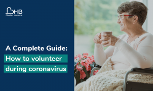 a complete guide on how to volunteer during coronavirus