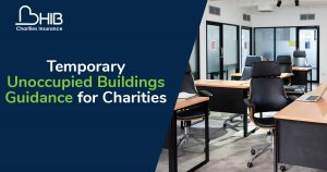 temporary unoccupied buildings guidance