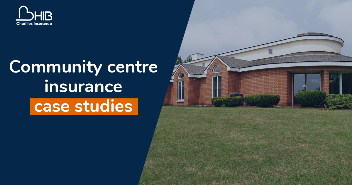 community centre insurance case studies