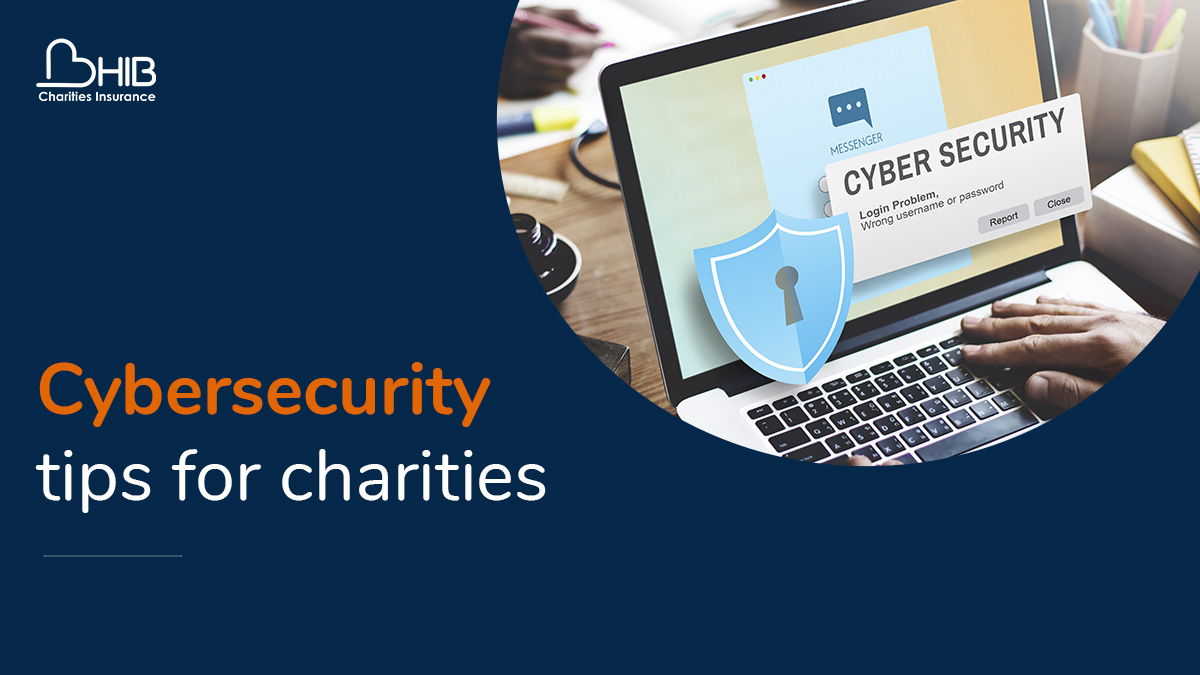 Cybersecurity tips for charities
