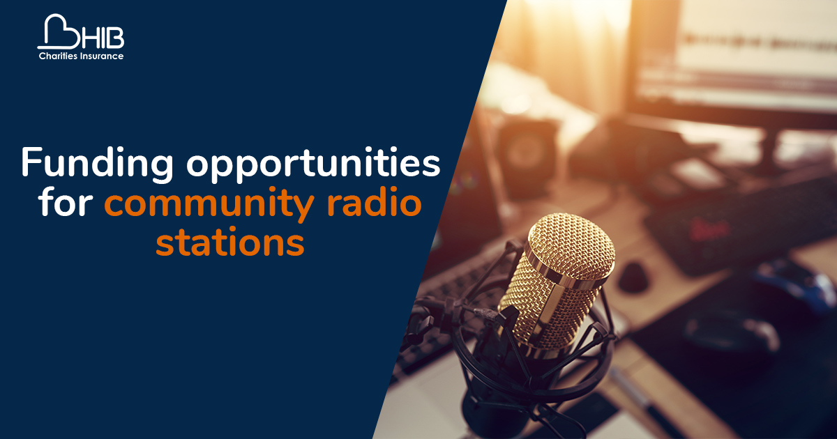 Funding for community radio