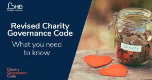 Charity Governance Code EDI revisions